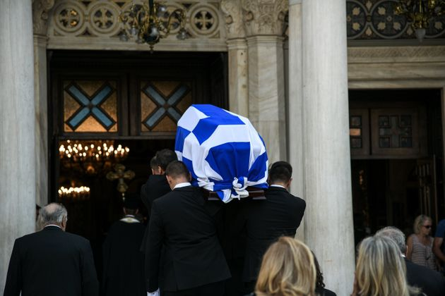 Eurokinissi/funeral