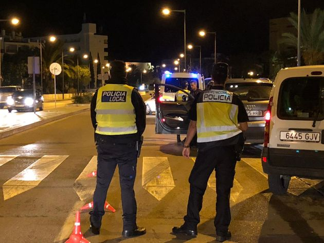 Imagen de archivo de la Policía Local de