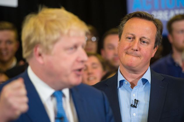 David Cameron Says Boris Johnson Was Wrong To Suspend Parliament To Ram Through No-Deal Brexit