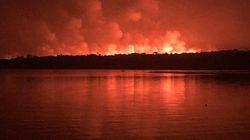 Polícia investiga se incêndio em Alter do Chão, no Pará, foi