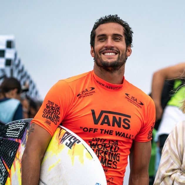 Ramzi Boukhiam est le premier à se qualifier dans la catégorie surf aux Jeux olympiques de Tokyo