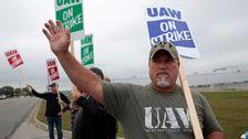 Massive Strike Hits General Motors As 46,000 Workers Walk Off