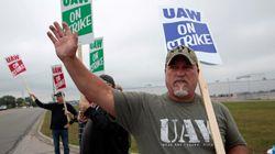 Massive Strike Hits General Motors As 46,000 Workers Walk