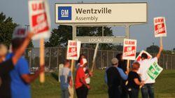 49 000 travailleurs de General Motors en grève aux