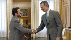 Alberto Garzón confirma lo que todos sospechábamos sobre las reuniones con Felipe