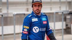 Superstar de F1, Fernando Alonso confirme sa présence au Rallye du