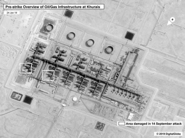 Και το Ριάντ κατηγορεί το Ιράν για το χτύπημα στις πετρελαϊκές του