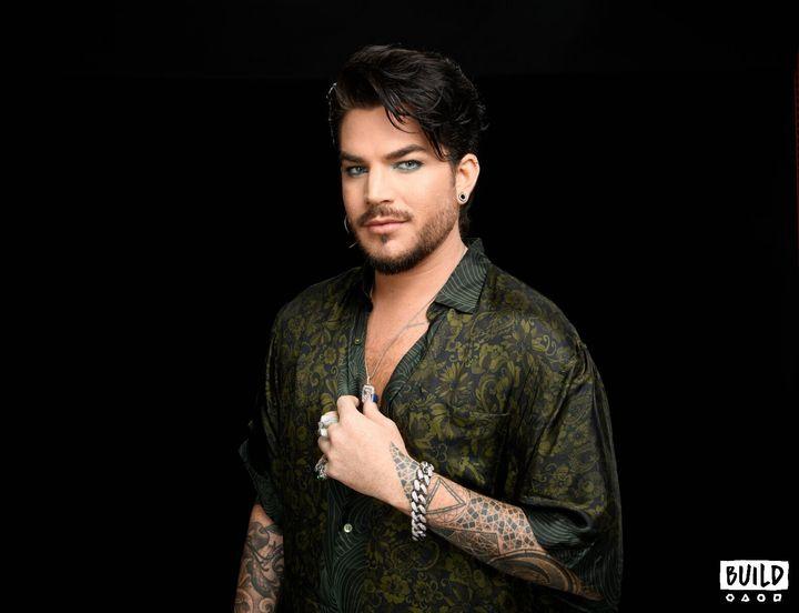 "Adam Lambert finished behind Kris Allen on the eighth season of ""American Idol."""