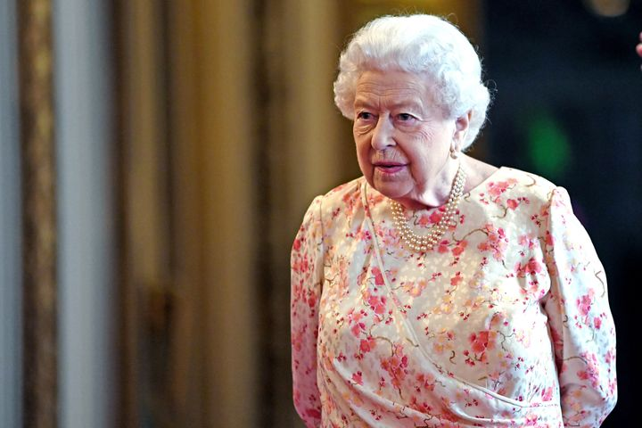 "The Queen has been <i>rumoured</i> to watch ""The Crown,"" but has never publicly confirmed or denied it."