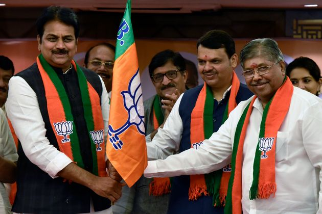 Maharashtra Elections: After 26 Defections, BJP Has Wiped Out All Competition Except The Shiv Sena