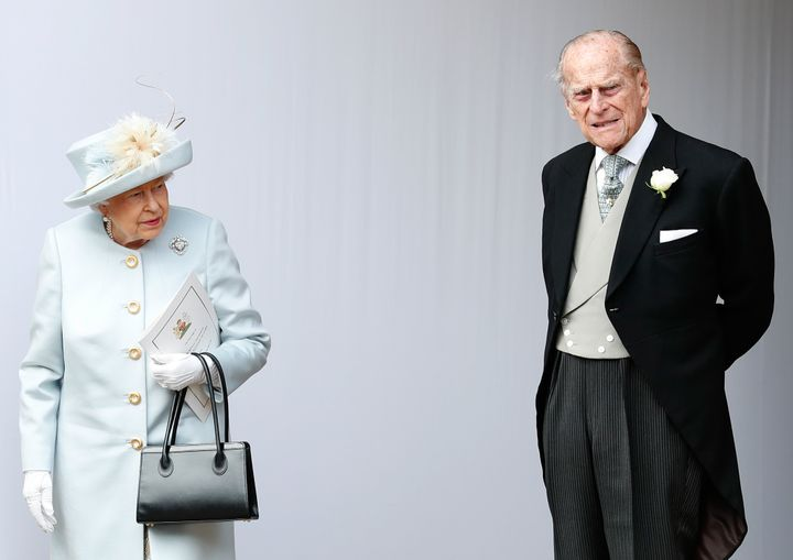"Queen Elizabeth and her husband, Prince Philip, have been rumoured to watch ""The Crown"" together."