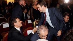 Rivera y Casado se reúnen en el Congreso sin foto 'de