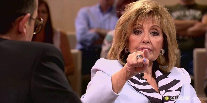 María Teresa Campos en 'Chester'