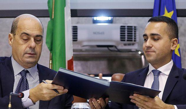 Elezioni Umbria, è subito rissa M5s Pd sul candidato
