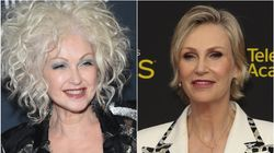 Picture It: Cyndi Lauper And Jane Lynch Will Be 'Golden Girls For Today' On New
