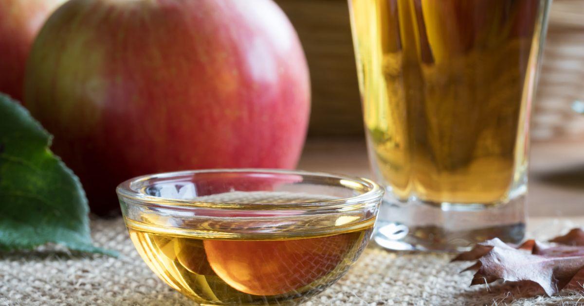 Vinagre de maçã: Os surpreendentes benefícios para a saúde quando tomado em jejum
