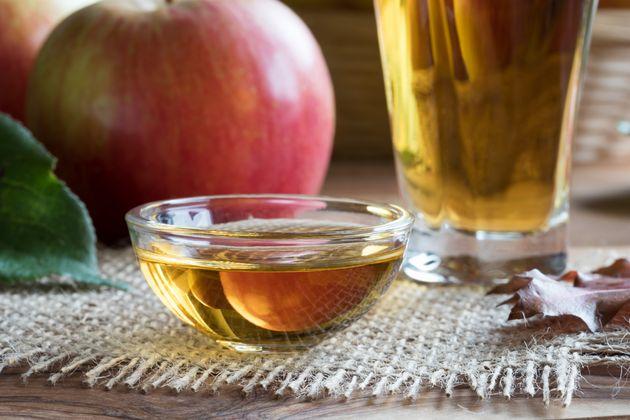 Vinagre de maçã: Os surpreendentes benefícios para a saúde quando tomado em