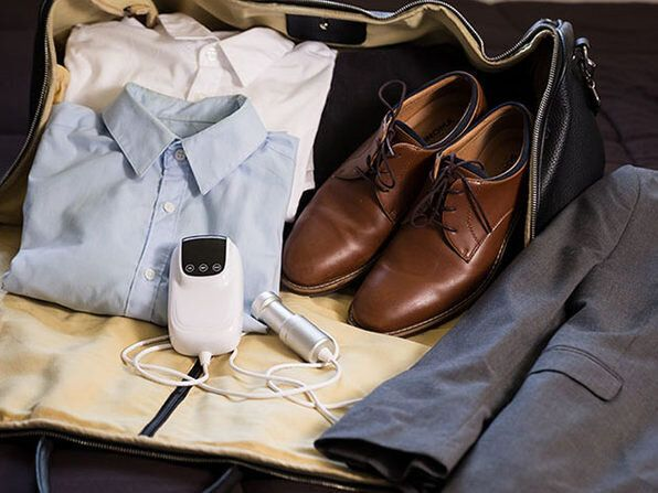 This might be the best method to wash clothes in a hotel room.