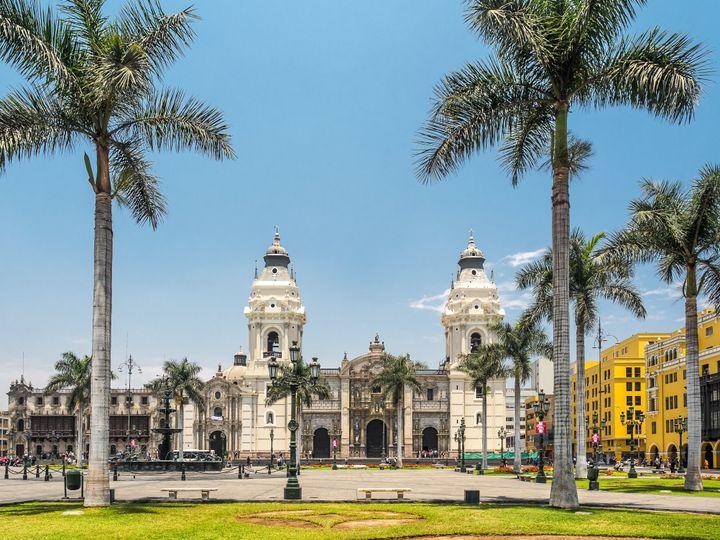 Capital peruana &eacute; considerada capital gastron&ocirc;mica da Am&eacute;rica Latina.<strong><br /></strong>