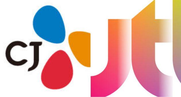JTBC(대표이사 손석희)와 CJ ENM(대표이사 허민회)