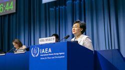 정부가 후쿠시마 원전 오염수 문제를 국제사회서