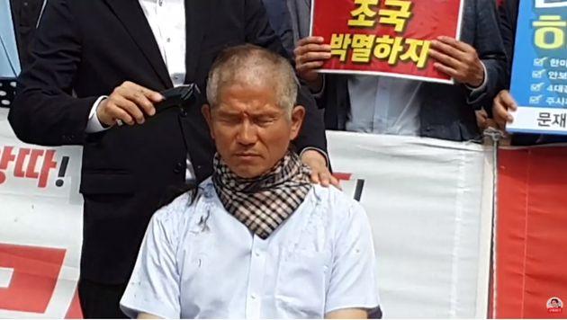 김문수 전