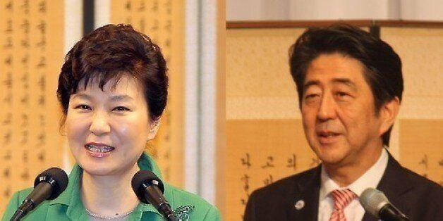 박 대통령·아베, 11월2일 서울서 첫 정상회담