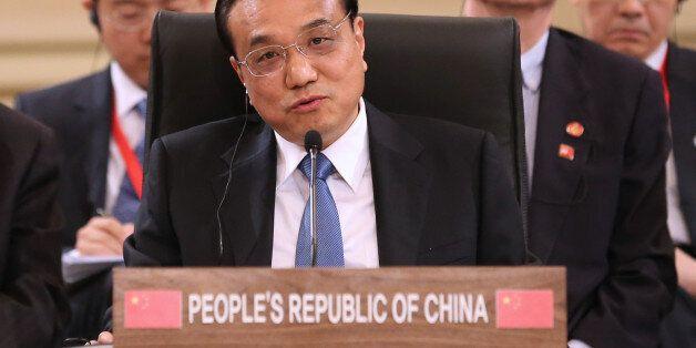 중국 리커창, '배타적 경제 수역' 논의 한국 정부를