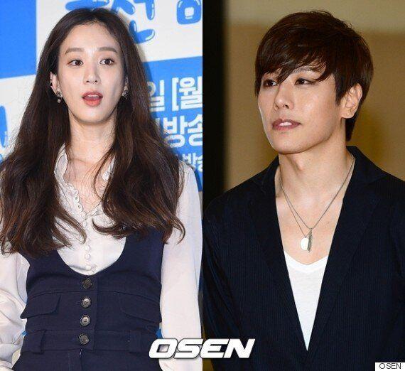 정려원-박효신, 열애설 공식입장을