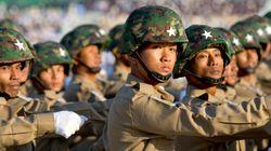 미얀마 독재군부는 무너지지
