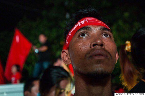 [미얀마 총선] 야당이 승리해도 군부가 건재할 가능성이 높은