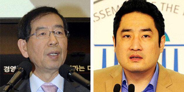 박원순 서울시장, 아들 병역의혹 또 꺼낸 강용석 변호사에 1억원