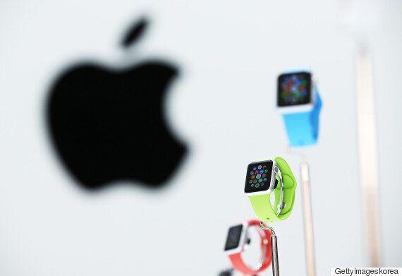 애플워치의 독주 :