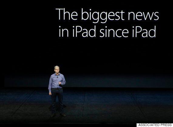 애플 팀 쿡 CEO, PC 시대의 종말을