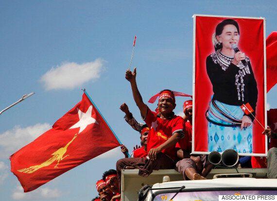 [미얀마 총선] 아웅산 수치는 대통령이 될 수