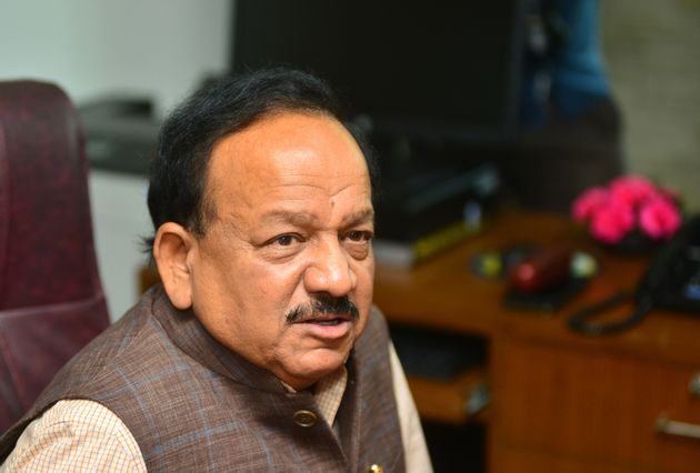 Union Minister Harsh