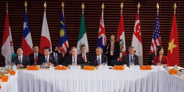 드디어 TPP 협정문이