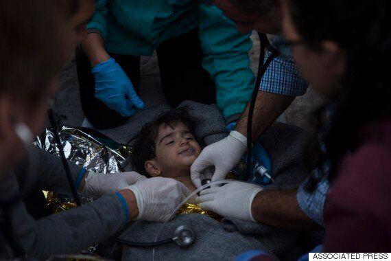 쿠르디 사망 이후, 77명의 난민 어린이가