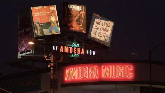 미국 로스앤젤레스 '아메바 뮤직' | 세상 모든 음반들이 무한 증식하는