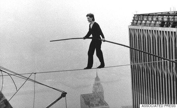 '하늘을 걷는 남자', 20세기에 있었던 가장 예술적인 범죄에 관한