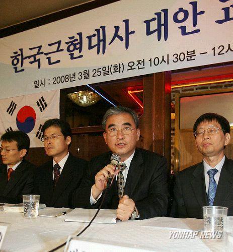 안병직, 이영훈, 그리고 역사 교과서