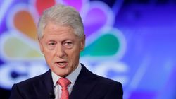 오늘자 빌 클린턴의 '팔불출' 트윗