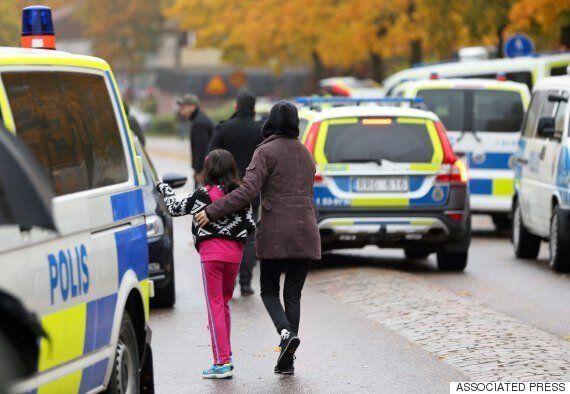 스웨덴 학교서 반(反)이민 극우주의자 추정 괴한 흉기난동으로 4명