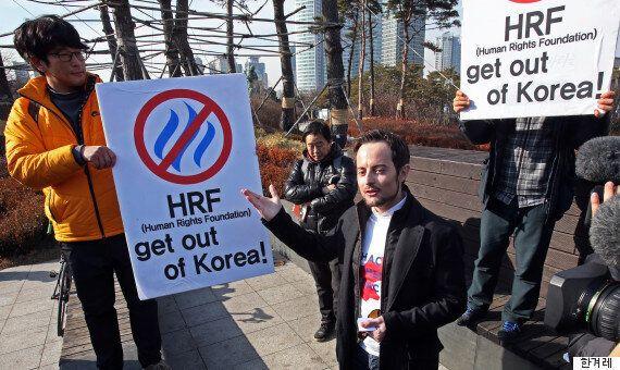 [허핑턴 인터뷰] '북한인권운동' 단체 HRF 토르 할보르센 대표 & 알렉스