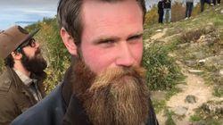 수염 때문에 IS로 오해받은 스웨덴