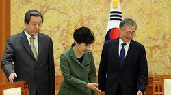 박 대통령의 방미설명 '회동' 제안에 야당은 '교과서 회동'으로