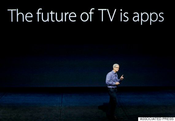 팀 쿡 애플 CEO,