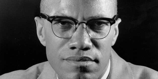 FILE - In this March 5, 1964, file photo, Muslim leader Malcolm X poses during an interview in New York....