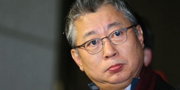 '청와대 문건 유출' 조응천