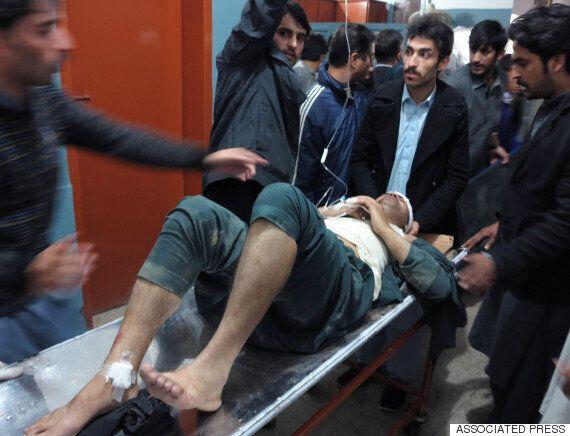 아프간-파키스탄 접경 7.5 강진...파키스탄 13명
